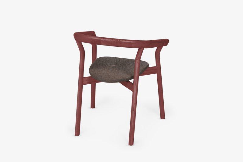 Dora chair   luxury red dam treniq 1 1518692142217