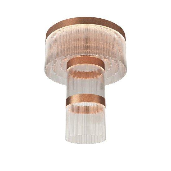 Ice 75 pendant lamp copper leaf marchetti treniq 1 1518692574721