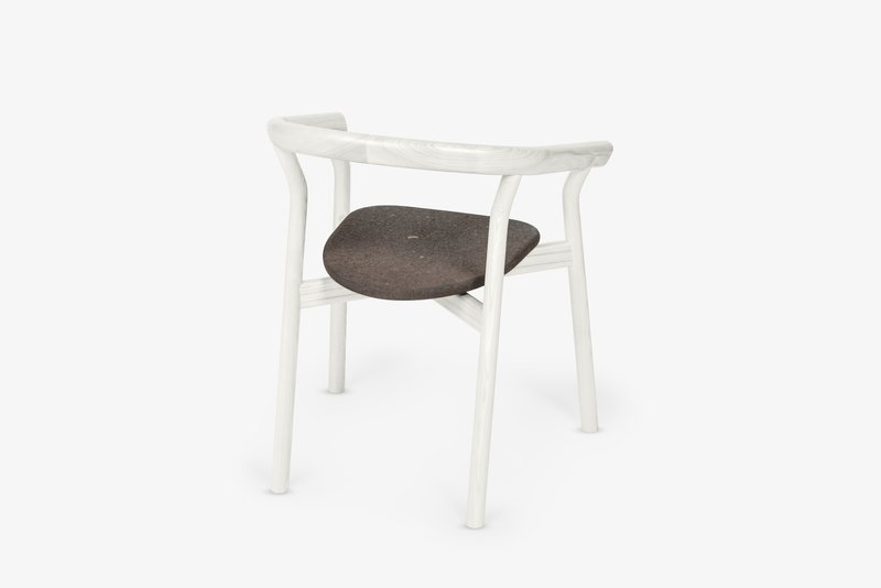 Dora chair   warm white dam treniq 1 1518693137221
