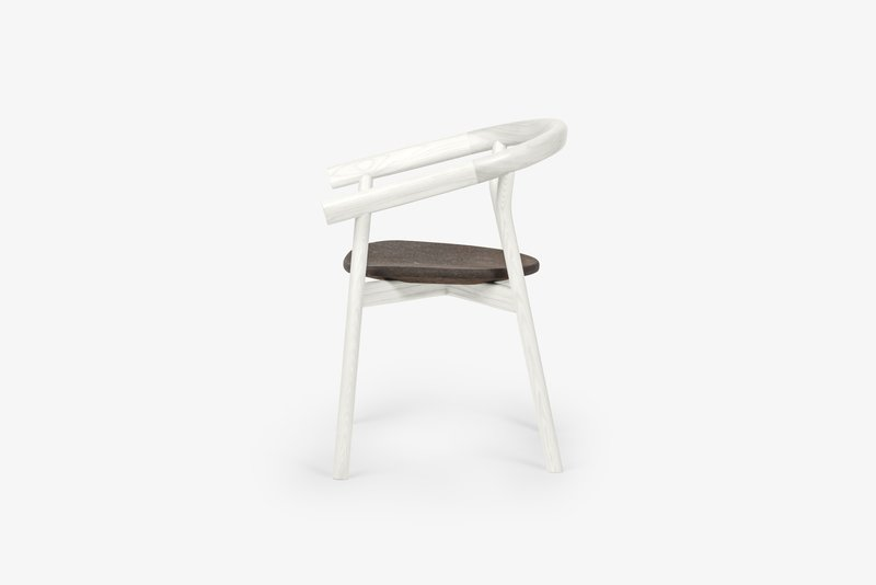 Dora chair   warm white dam treniq 1 1518693231612
