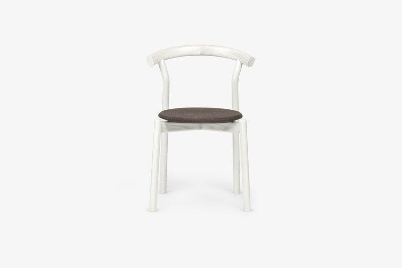 Dina chair  warm white dam treniq 1 1518695562909