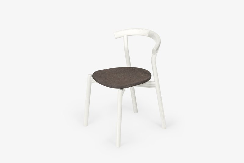 Dina chair  warm white dam treniq 1 1518695669998