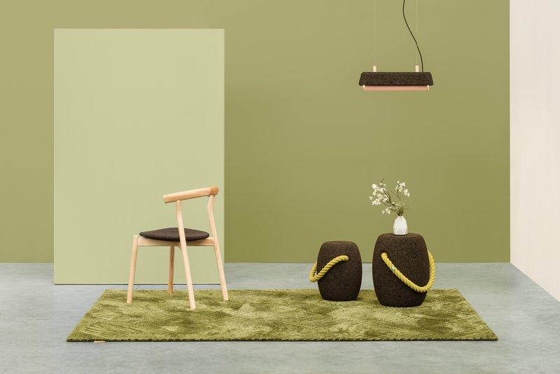 Pipo stool or side table   small size  fond orange dam treniq 1 1518717553331
