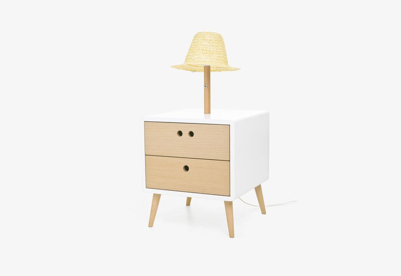 Nel bedside table with lamp   standard   cold white dam treniq 1 1518778658158