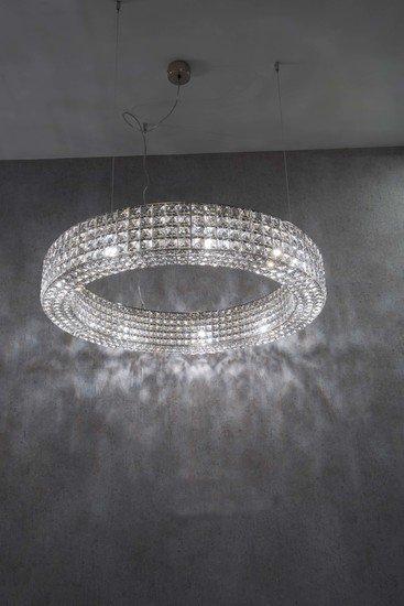 Calipso 120 single pendant lamp 24k gold marchetti treniq 1 1518780069399