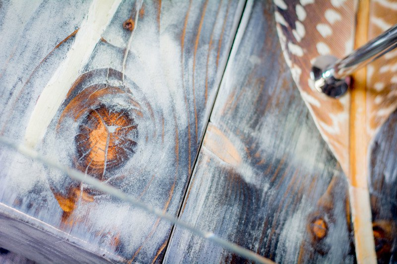 Grey wash bird feather coffee table with glass top cappa e spada bespoke furniture designs treniq 1 1518805307632