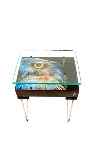 Electric-Owl-Side-Table-With-Glass-Top-(Design-B)_Cappa-E-Spada-Bespoke-Furniture-Designs_Treniq_0