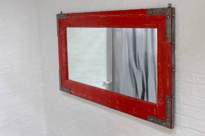 Lourdes Industrial Mirror