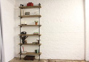 Holmes Adjustable Shelf Bookcase