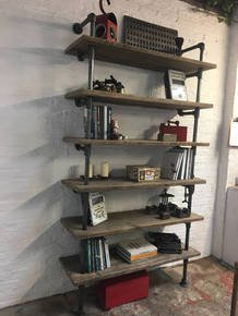 Annabel Shelving & Bookcase