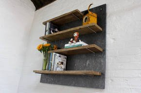 Avon Mounted Shelves