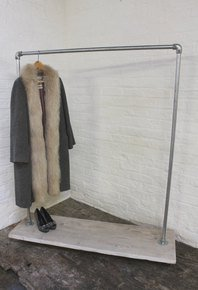 Paris Freestanding Clothes Rail