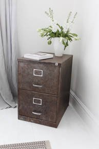 Blake Chic 1960s two drawer Filing Cabinet