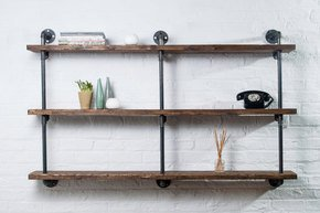 James Wall Hung Shelving