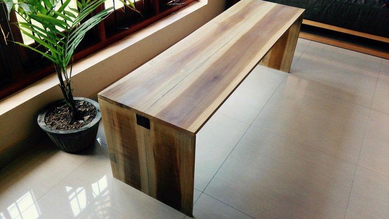 The ultra slim indoor bench goat lab furniture treniq 1 1519045080991
