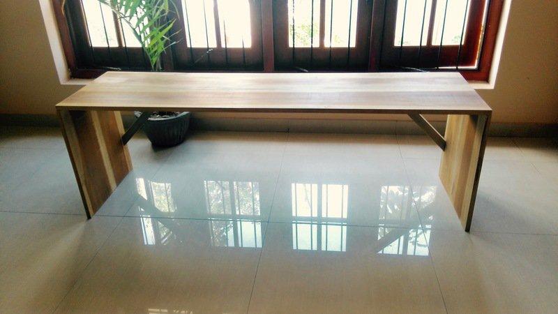The ultra slim indoor bench goat lab furniture treniq 1 1519045080993