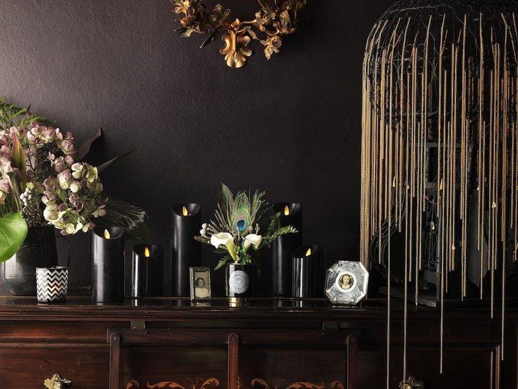 Luminara black led candles brave boutique treniq 1 1519150755629