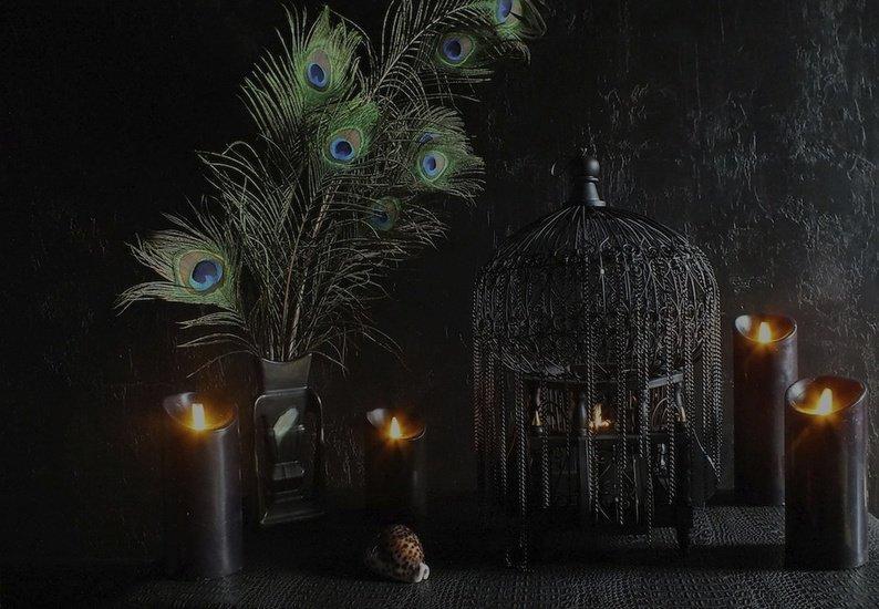 Luminara black led candles brave boutique treniq 1 1519150762038