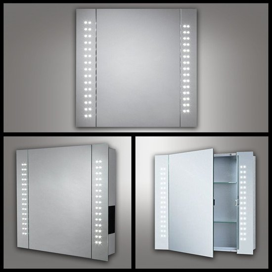 Led bathroom cabinet tl* custom lighting treniq 1 1519155097424