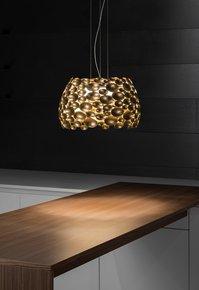 Anish-Medium-Suspension-Lamp-Gold-Leaf_Terzani_Treniq_0