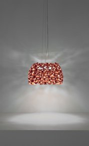 Anish-Medium-Suspension-Lamp-Copper-Leaf_Terzani_Treniq_0