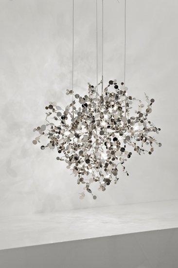 Argent suspension lamp stainless steel terzani treniq 1 1519211862891