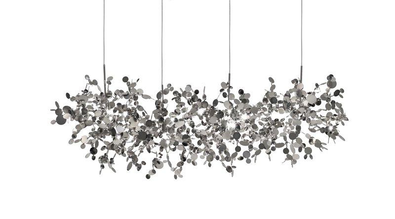 Argent orizontal suspension lamp stainless steel terzani treniq 1 1519212033219