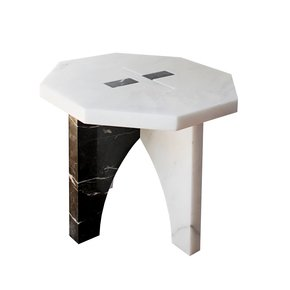 Marah Marble Side table