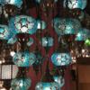 Turkish mosaic chandelier grand bazaar shopping treniq 1 1519308670555