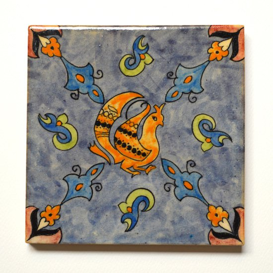 Hand painted tile no.2 wecanart treniq 1 1519757433250