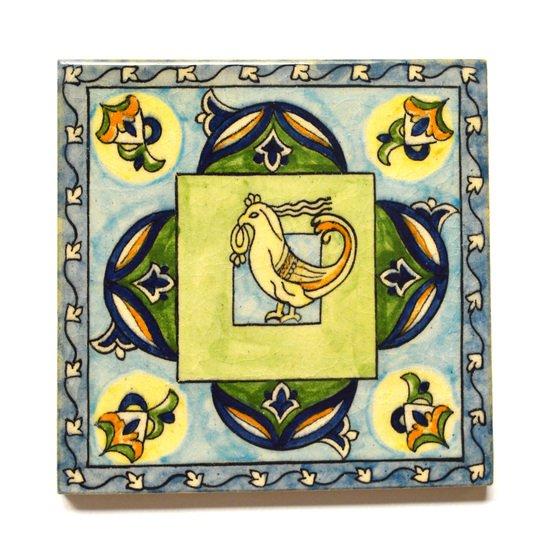 Hand painted tile no.7 wecanart treniq 1 1519759596855