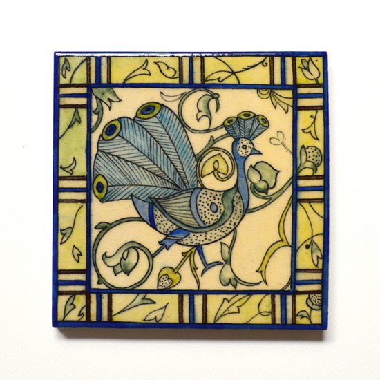 Hand painted tile no.12 wecanart treniq 1 1519760378935