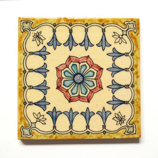 Hand painted tile no.15 wecanart treniq 1 1519760882112