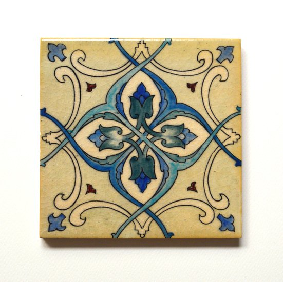 Hand painted tile no.16 wecanart treniq 1 1519761054448