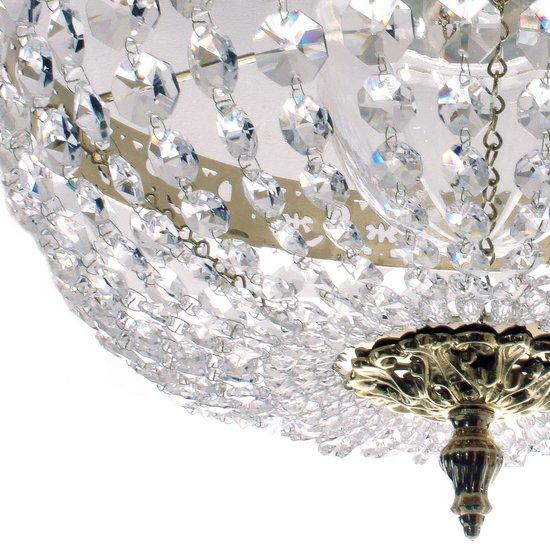 Brass bathroom chandelier  plafond style gustavian treniq 4 1519734103293