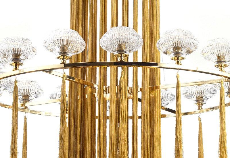 Tassel chandelier il paralume marina treniq 4