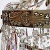 Large chrome bathroom chandelier gustavian treniq 6 1519738464093