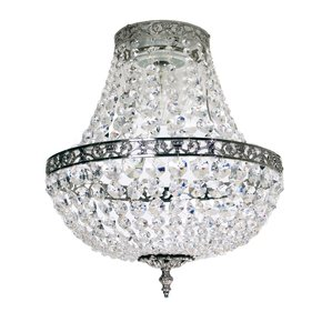 Chrome-Bathroom-Chandelier-(Tall-Ceilings)_Gustavian-Style_Treniq_0