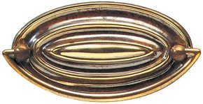 Plate Handle Oval 38