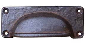 Square Cup Handle I