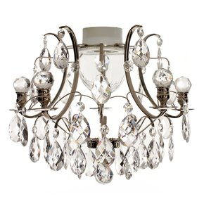 Chrome-Bathroom-Chandelier-With-Crystal-Almonds-And-Orbs_Gustavian-Style_Treniq_0