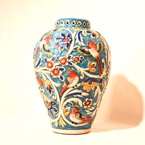 Hand-Painted-Relief-Vase-No.1_We-Can-Art_Treniq_0