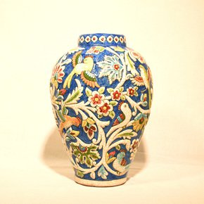 Hand-Painted-Relief-Vase-No.5_We-Can-Art_Treniq_0