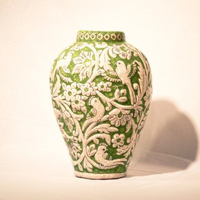 Hand-Painted-Relief-Vase-No.6_We-Can-Art_Treniq_0