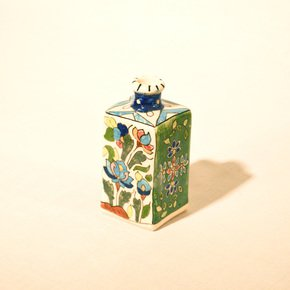 Hand-Painted-Cubic-Vase-No.5_We-Can-Art_Treniq_0