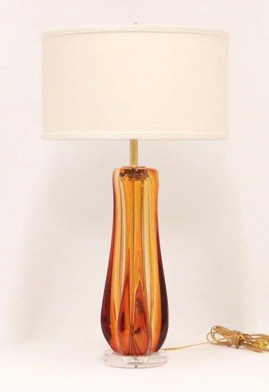 Mid century modern murano glass lamp by galliano ferro sergio jaeger treniq 1 1520554189773