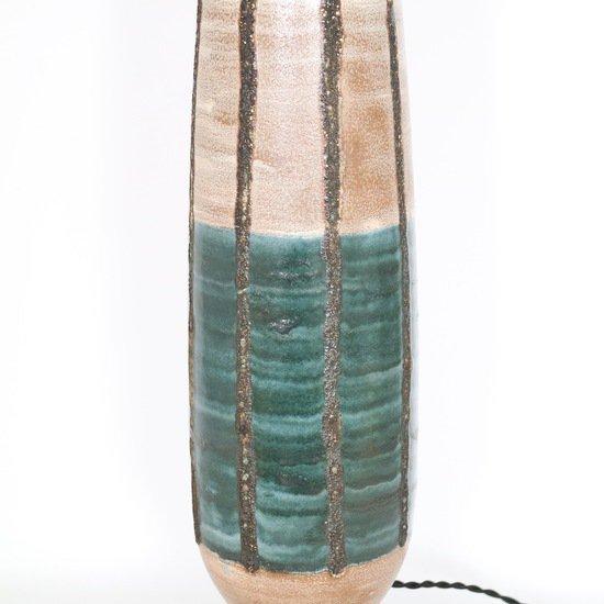 Mid century modern 1950s tall pottery lamp sergio jaeger treniq 1 1520557034688