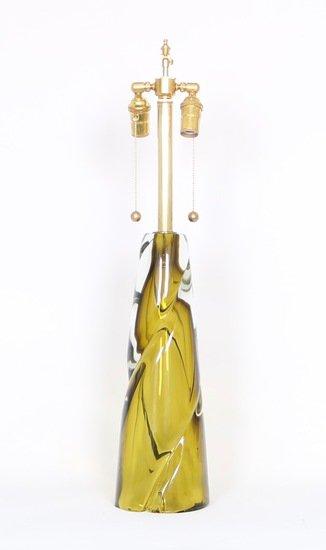 Mid century modern murano glass lamp by seguso sergio jaeger treniq 1 1520559916109
