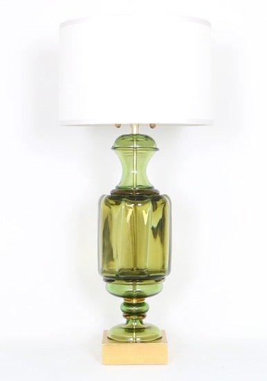 Marbro green murano glass urn lamp by seguso sergio jaeger treniq 1 1520560355077