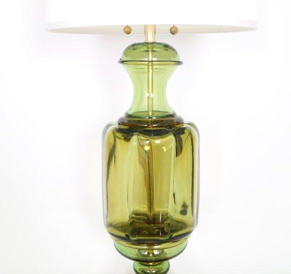 Marbro green murano glass urn lamp by seguso sergio jaeger treniq 1 1520560355078